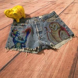 Levi's Artist Shorts